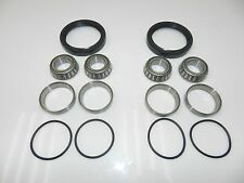 (2) Polaris ATV Front Wheel Bearing and Seal Kit Left and Right Wheels
