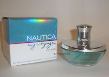 NAUTICA MY VOYAGE FOR HER PERFUME WOMEN EDP 1.7 OZ SPRAY 50 ML NEW IN BOX