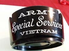 Original U.S. Army Special Service Viet Nam Ashtray