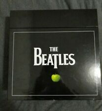 Beatles 16 LP Box Set 180 Grams Remastered Stereo Opened Gently Used Abbey Road