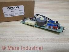 Opcon 102762 Plug In Logic Module