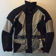 barato oferta Nitro N75 Negro Beige Textil Touring Chaqueta moto motocicleta XS