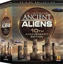 ANCIENT ALIENS 1-10 2009-2017: ANNIVERSARY GIFTSET TV Series Seasons 1-12 R1 DVD