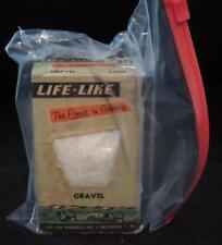 Model Train, Life-Like, 1 lb. of White Gravel