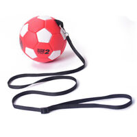 Soccer with Handle Rope Kick Trainer Soccer Ball for Kids Training