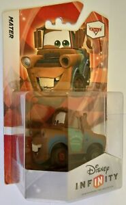 Disney Infinity Ratchet Cars Figurine Mater Character Interactive