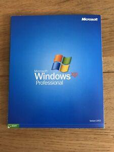 Microsoft Windows xp Professional Disc