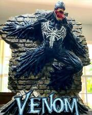 Venom Fan Art Custom Statue - Nightmare - RARE - Low # 2 - Spider-Man