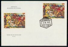 Mayfairstamps Equatorial Guinea 1975 Usa Bicentennial Cover wwg66519