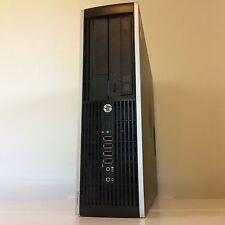 HP Elite 8300 SFF Computer Quad Core i5-3470 3.2GHz 8GB 250GB DVDRW Win 7 Pro