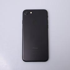 Original Apple Gehäuse Komplett für iPhone 7 A1778 in Schwarz Grade C