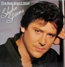 SHAKIN' STEVENS The Bop Won't Stop LP