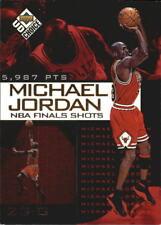 Michael Jordan #7 Upper Deck Choice 1998/99 NBA Basketball Card