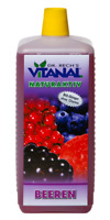 Vitanal für Ihre NaturAktiv Beeren Biologisch der Umwelt zuliebe ..... 1 Liter