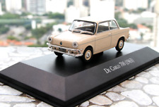 De Carlo 700 1963 Little Bmw Argentina Diecast Scale 1:43 New Sealed W/ Magazine