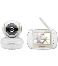 """Motorola MBP30A Video Baby Monitor with 3"""" Handheld Parent Unit"""