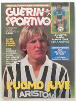 GUERIN SPORTIVO 24-1987 NAPOLI COPPA ITALIA CARECA MARADONA CANADA MIKE TYSON