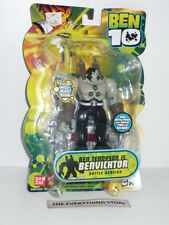 BANDAI BEN 10 BENVICKTOR BATTLE VERSION 27427 NEW ON CARD VERY RARE