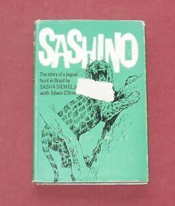 BIG GAME - SASHINO JAGUAR HUNTING MATTO GROSSO BRAZIL SASHA SIEMEL,JR. 1965