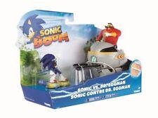 Sonic Pack doble con figuras Bizak 30692150 Incluye 2 figuras 1 skate de Sonic