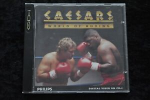 Caesars World Of Boxing Philips CD-I