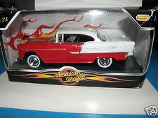 Motor Max Die-Cast 1:24 scale 1955 Chevy Belair American Graffiti series