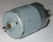 RS-385 Motore Elettrico DC HOBBY - 24 VDC - 7420 RPM-RS-385PH - 2.3mm ALBERO DIAM.