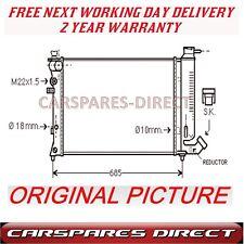 CITROËN ZX PEUGEOT 306 1.8D 1.9D 93>97 AUTO radiateur