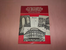 VINTAGE 1983 PICTURE POSTCARDS OF OLD BROOKLYN READY TO MAIL BOOKLET