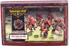 Warmachine Khador Iron Fang Uhlans Cavalry Unit PIP 33111