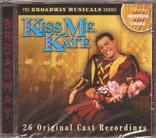 The Broadway Musicals Series - Kiss Me Kate