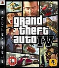Grand Theft Auto IV (PS3) VideoGames