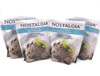 Nostalgia CHOCOLATE Ice Cream Mix Makes 2 Quarts of Ice Cream 8 oz each*Lot of 4