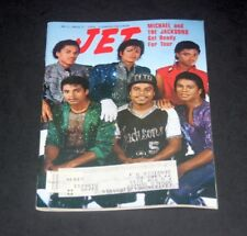 JET MAGAZINE MAY 21 1984 MICHAEL & THE JACKSON FAMILY