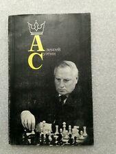 1987 Soviet Russian USSR Vintage Chess Book Alexey Suetin