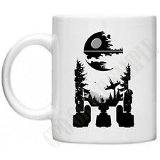 R2-D2 R2D2 Star Wars Novelty Mug Gift  Endor Ewoks ROTJ 10oz Tea Coffee Mug Cup