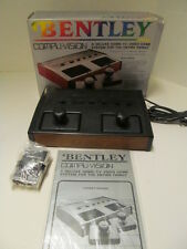 C70 Vintage Bentley Compu-Vision Deluxe TV Game Console ~ Built In Games