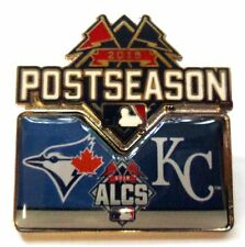 2015 MLB ALCS Dueling Pin - Blue Jays vs. Royals