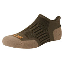 5.11 Tactical Recon Ankle Sock, Timber, Small/Medium