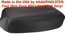 Armrest Center Console Lid Cover PVC Leather kit For Ford F250 1999-2010 Black