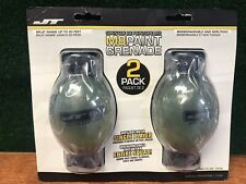 Jt M8 Paint Grenade For Paintball Set of 2 New In Package