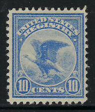 SCOTT F1 1911 10 CENT REGISTRATION ISSUE MH OG F-VF CAT $47!