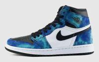 "Nike Air Jordan 1 Retro High OG ""Tie Dye"" Aurora Green CD0461-100 Women's Size"