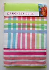 Tricia Guild Designers Guild AVISIO Plaid Twin Duvet Covers Set 2