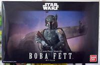 Star Wars Boba Fett 1:12 Bandai 201305 neu 2018