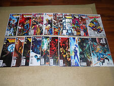 JUSTICE LEAGUE UNITED #0 - 16, ANNUAL, 5 VARIANT COVERS, 3D COVER, COMPLETE SET