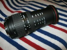 SIGMA 28-300 Hyperzoom lense (issue) ; 'see description' !!