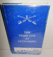 BOOK The Third Day at Gettysburg by Col Ford E Young op 1981 1st Ed