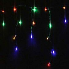 600 LED CHRISTMAS ICICLE LIGHT Memory Multi-colored