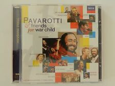 CD Pavarotti & friends for war child +